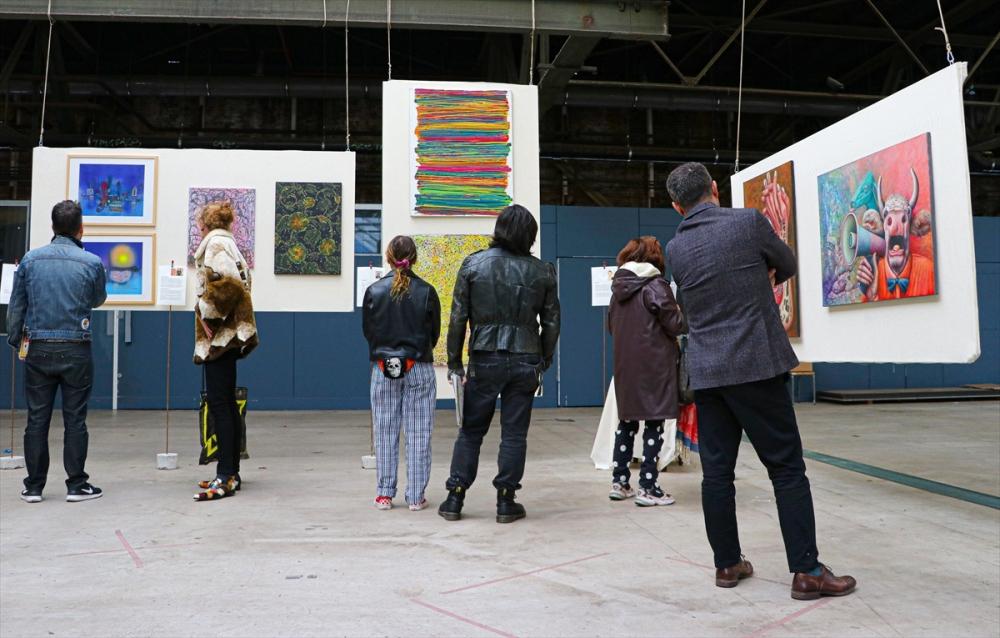 'Türk Kültür Haftası' Amsterdam'da başladı galerisi resim 1