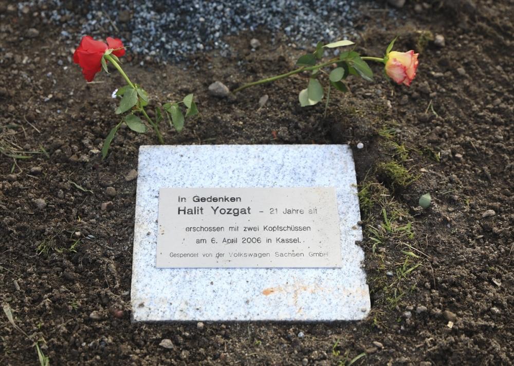 Merkel'den NSU kurbanları anıt parkına ziyaret galerisi resim 4