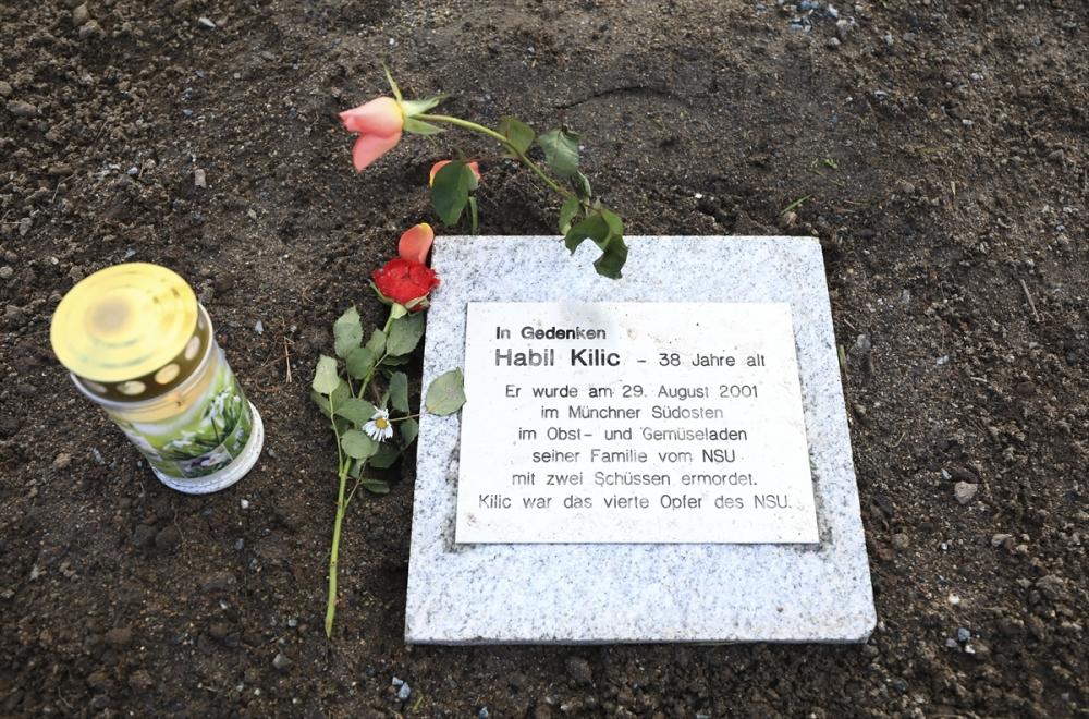 Merkel'den NSU kurbanları anıt parkına ziyaret galerisi resim 9