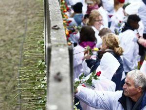 Berlin Duvarı'nın yıkılışının üzerinden 30 yıl geçti