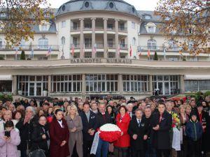 CHP BW Birliği, Atatürk'ü andı
