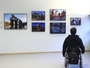 Berlin'de Ara Güler sergisi