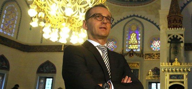 Alman Bakan: Türkiye'ye çok müteşekkirim