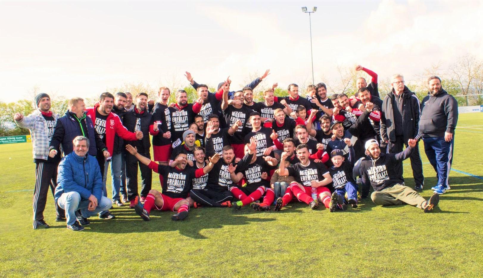 Mainz DİTİB Türkgücü şampiyon oldu