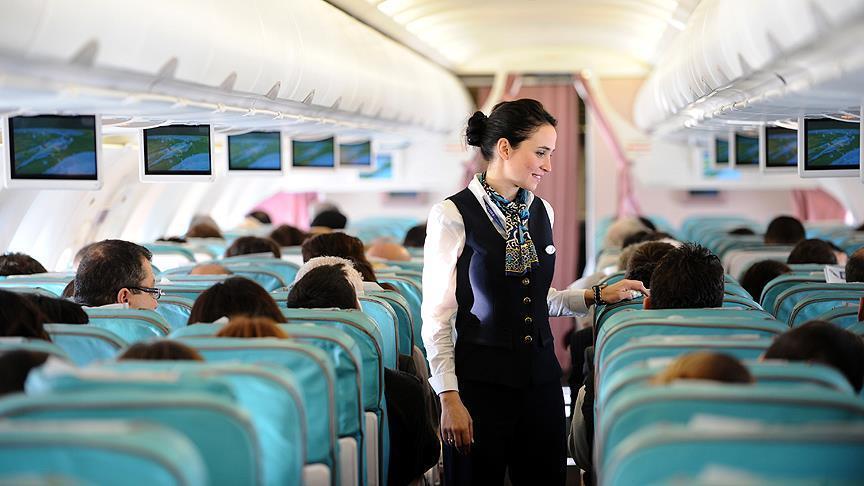 THY'nin yolcu sayısı 25 milyona ulaştı