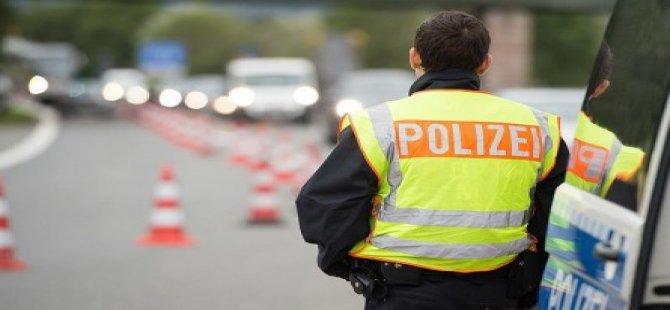Almanya'da trende 18 bin avrosu çalındı