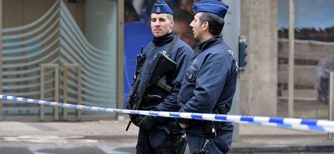 Brüksel'de terör korkusu