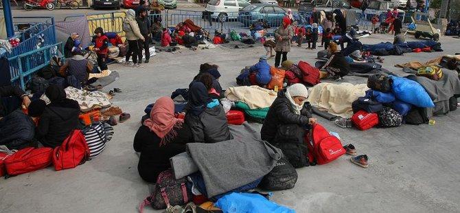 Almanya'da sığınmacı kadınlara taciz iddiası