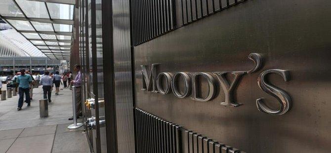Moody's, Türkiye'nin notunu düşürdü