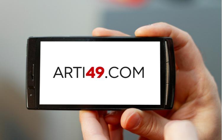 ARTI49.COM mobil uygulamaları