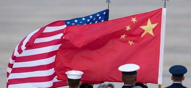 ABD'den Çin'e yeşil ışık