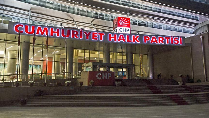 CHP PM bildirisi açıklandı
