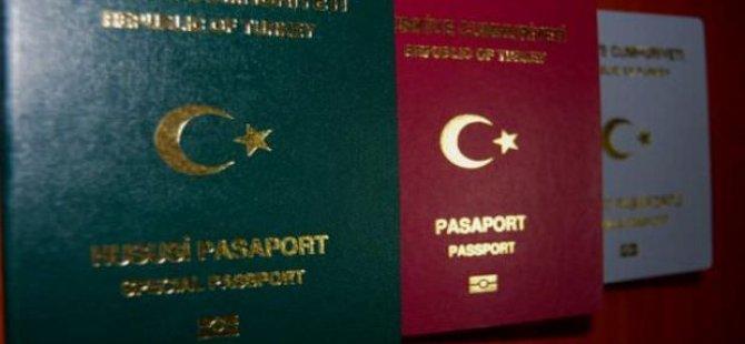 21 bin 60 pasaport iptal edildi