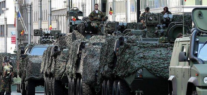 Askerler görevi polise bırakacak