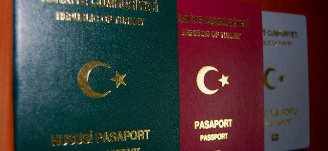 Pasaport ücretlerine yılbaşı zammı