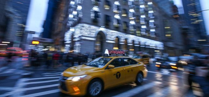 Londra'da sürücüsüz taksi dönemi