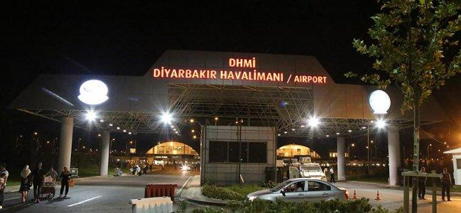 'Alman zannedilip Diyarbakır'da bekletildik' iddiası