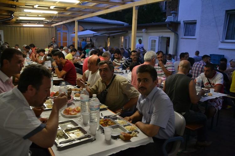 Offenbach'ta Ramazan