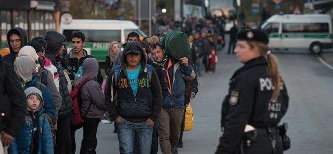Almanya sığınmacıları geri göndermeyi planlıyor
