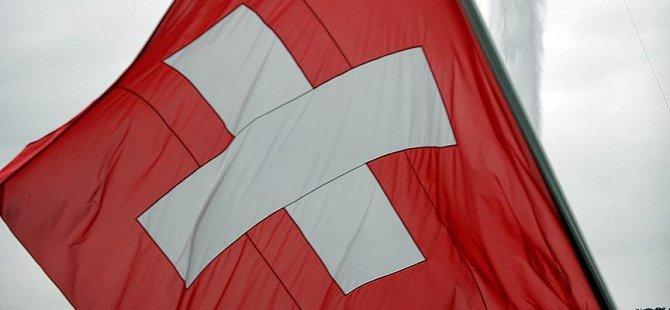 İsviçre'de 1 Türk terörden tutuklandı