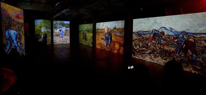 Van Gogh'un resimleri İtalyan mafyasında bulundu