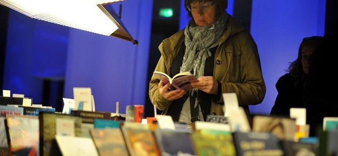 Almanya'da hızlı okuma semineri