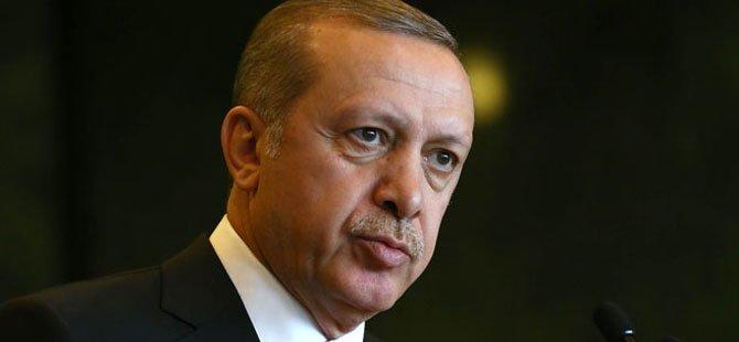 Erdoğan'dan Kılıçdaroğlu ve CHP'ye suç duyurusu