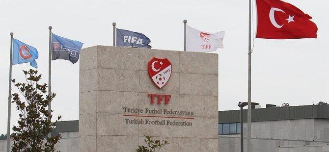 TFF: Alçakça saldırıyı lanetliyoruz