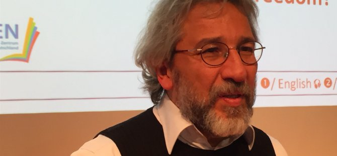 Can Dündar: Erdoğan'ın mitingi yasaklanmamalı
