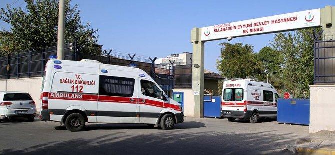 Diyarbakır'da çatışma: 1 şehit, 2 yaralı