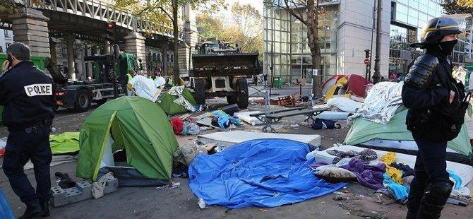 Sığınmacıya yardım edene 135 avro ceza