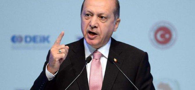 Erdoğan: Bizdeki hukuk, guguk mu?