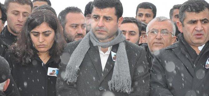 Demirtaş'a tutuklama talebi