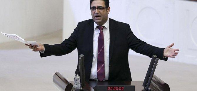 HDP'li vekil tutuklandı