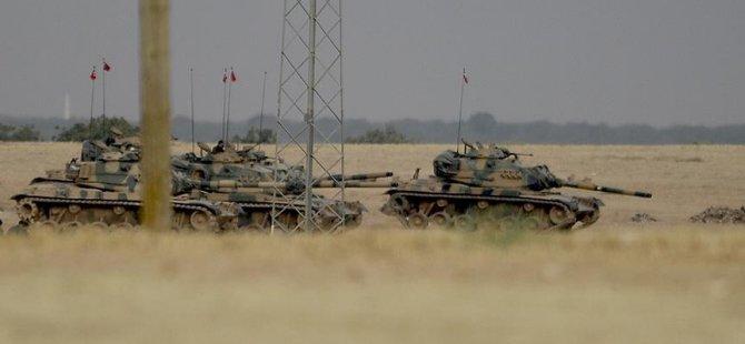 IŞİD'den roketli saldırı: 1 asker şehit