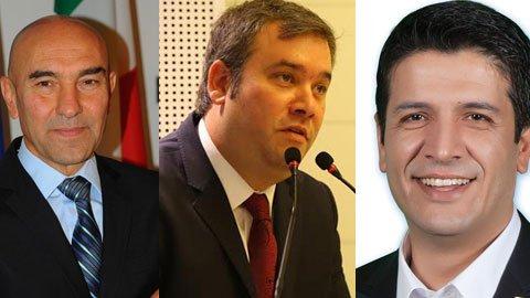 CHP'li 3 başkana yurt dışına çıkış yasağı