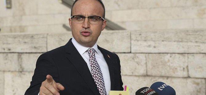 'Bildiri FETÖ'ye selam çakan CHP için utanç vesikası'