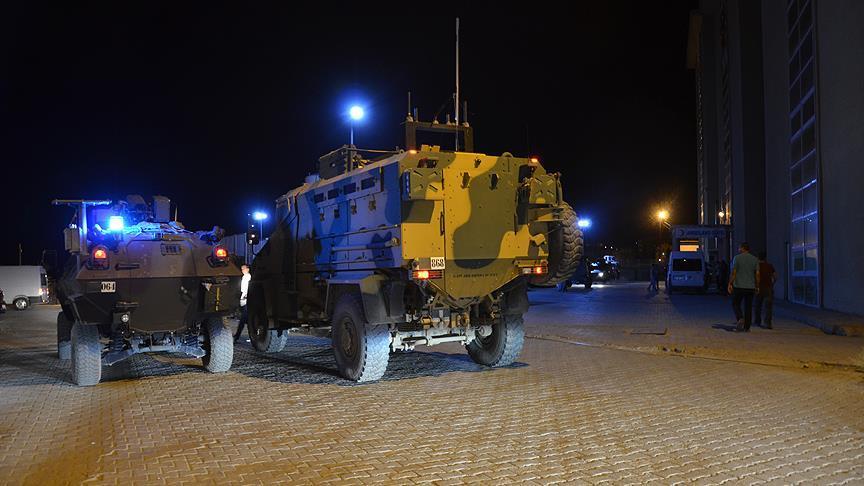 Askeri üsse saldırı: 1 asker şehit