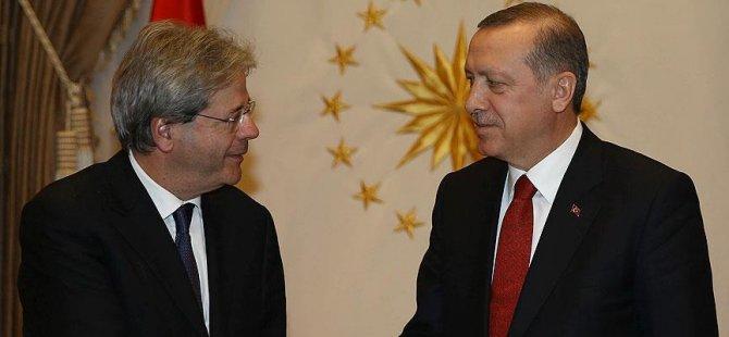 'Türkiye'ye kapıları kapatan AB olmayacak'