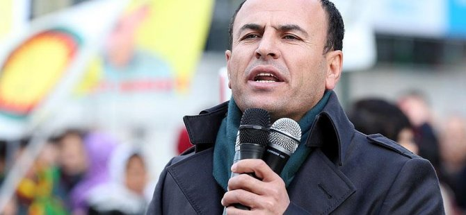 Gözaltı kararı bulunan HDP'li vekil AB Komisyonunda