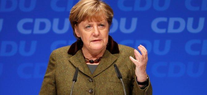 Merkel: Geri kabul anlaşması her gün hayat kurtarıyor