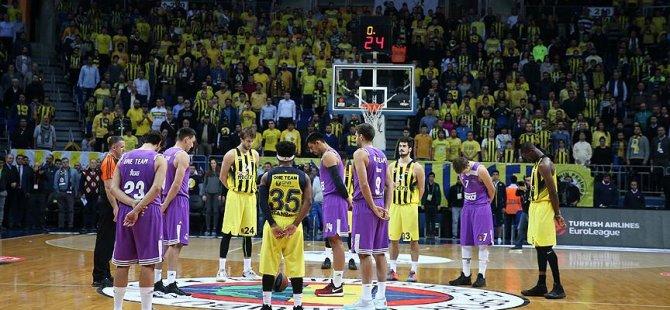 Fenerbahçe Dörtlü Final için sahada