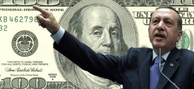 Dolar ve avro tarihi zirvede