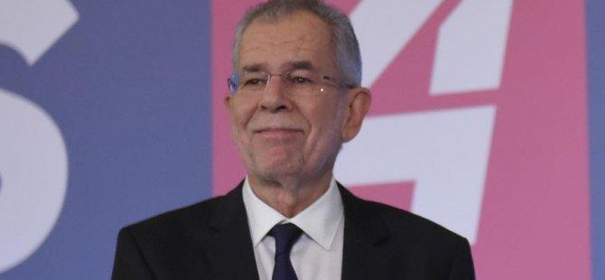 Avusturya'nın yeni cumhurbaşkanı belli oldu