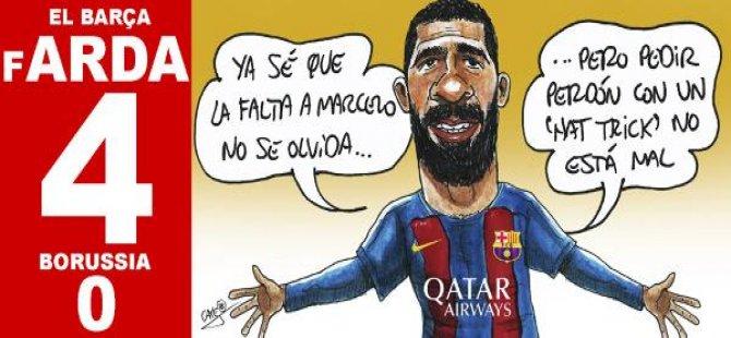 İspanya onu konuşuyor