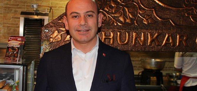 İsviçre'deki restoranda Türk lirası geçiyor