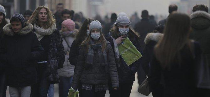 Atmosferde karbondioksit alarmı