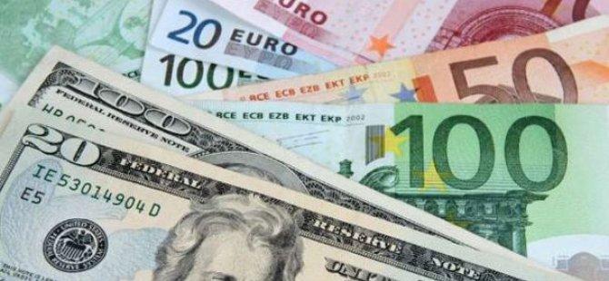 Dolar ve avro yeni tarihi zirvede