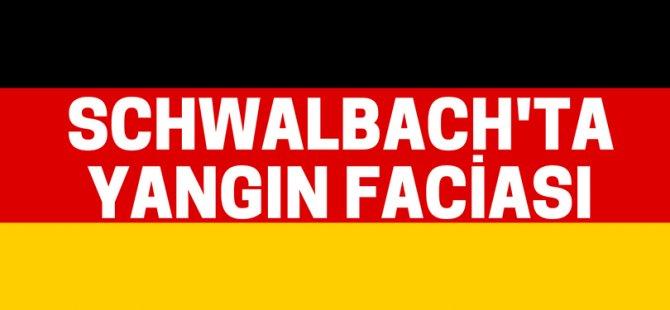 Almanya'da bir aile yangında yok oldu