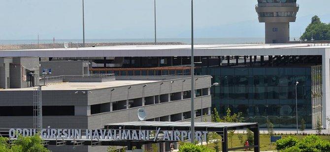 Ordu-Giresun Havalimanı Almanya seferleri 1 Mart'ta başlıyor